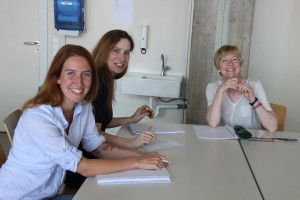 Esslingen Student advisors meet for the first time