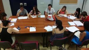 Jaén student advisors
