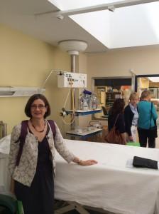 Hospital visit Jaen 14