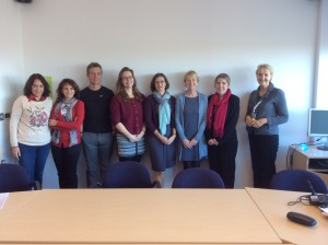 NurSus Team meet in Plymouth
